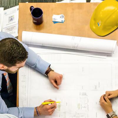 """Die Grundlage einer """"brandsicheren"""" Planung liefert bei Neu- sowie Umbau oder Änderung der Nutzung ein Brandschutzkonzept."""