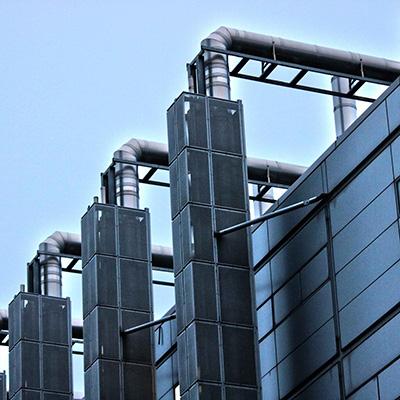 wir erstellen  für Sie ein Konzept für den richtigen Rauch- und Wärmeabzug.